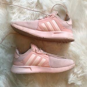 Adidas tennis shoes!